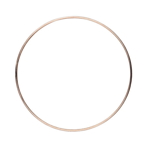 Naked Rose Gold Bangle