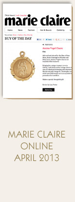 Annina-Vogel-Jewellery-MarieClaire-Online-April-2013-Vintage-St-Christopher-Gold-Charm