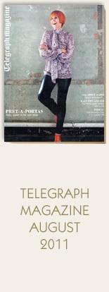Annina-Vogel-Jewellery-telegraph-magazine-august-2011-Mary-Portas-wearing-Bespoke-Gold-Diamond-Engagement-Ring